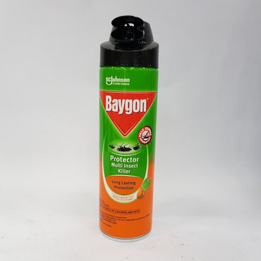 Baygon Protector Multi-Insect Killer 550 Ml