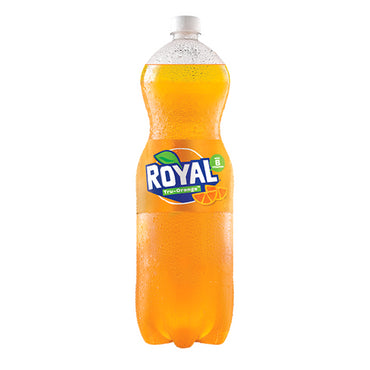 Royal True Orange with B Vitamins 2L