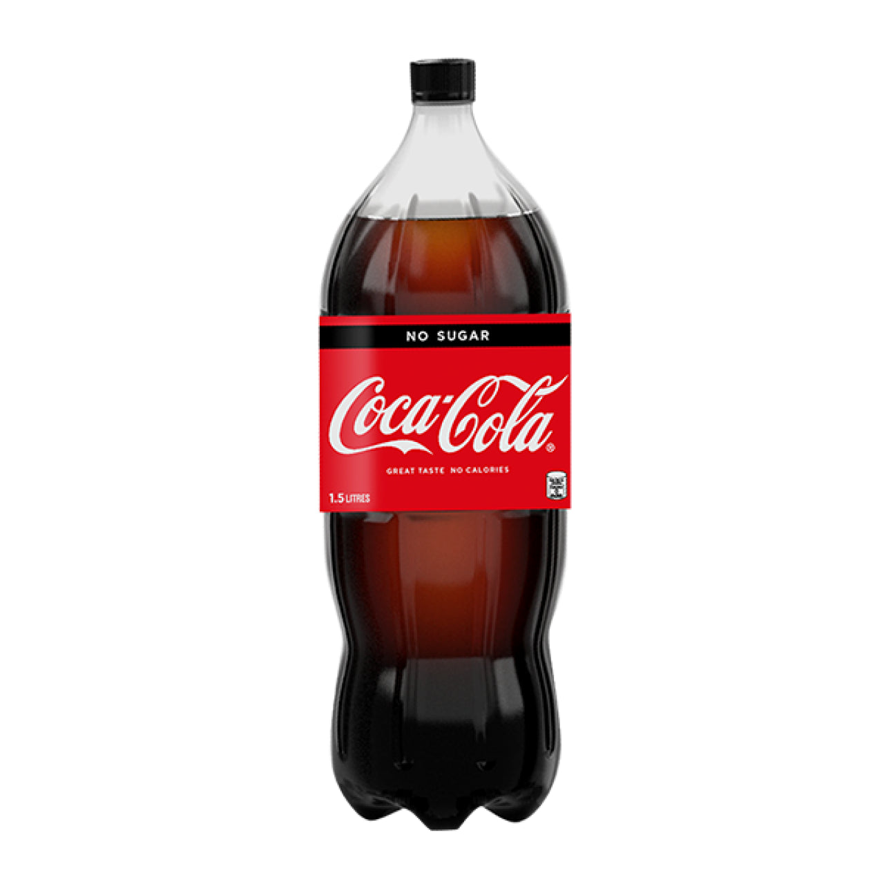 Coke Zero No Sugar 1.5L