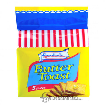 Gardenia Buttertoast 5 Slices 125 g