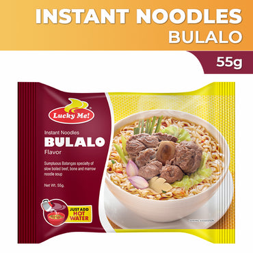 Lucky Me! Instant Noodles Bulalo 55G