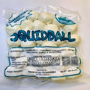 Shanghai Squid Ball 400G