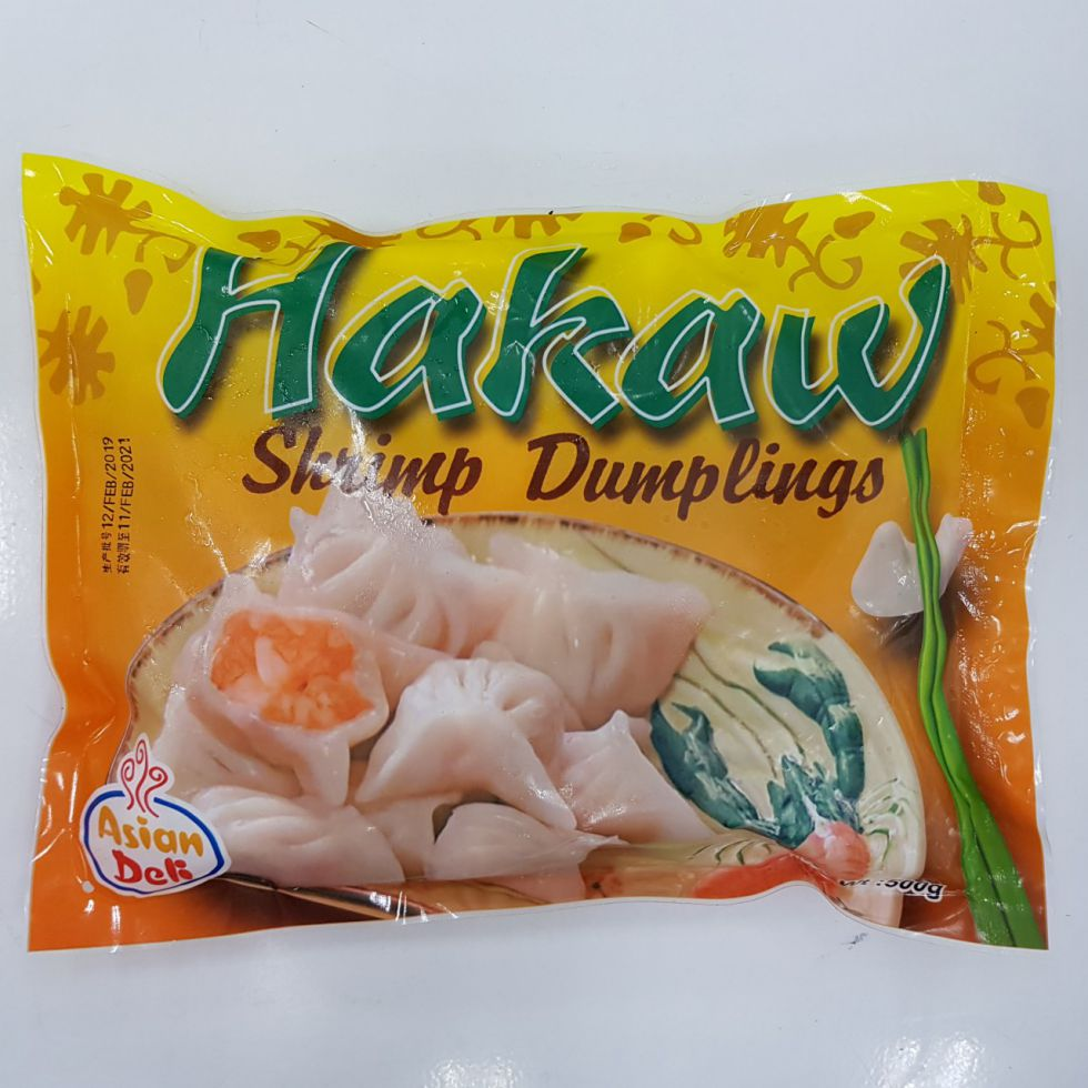 High Tower Frozen Asian Deli Hakaw Dumpling 500G