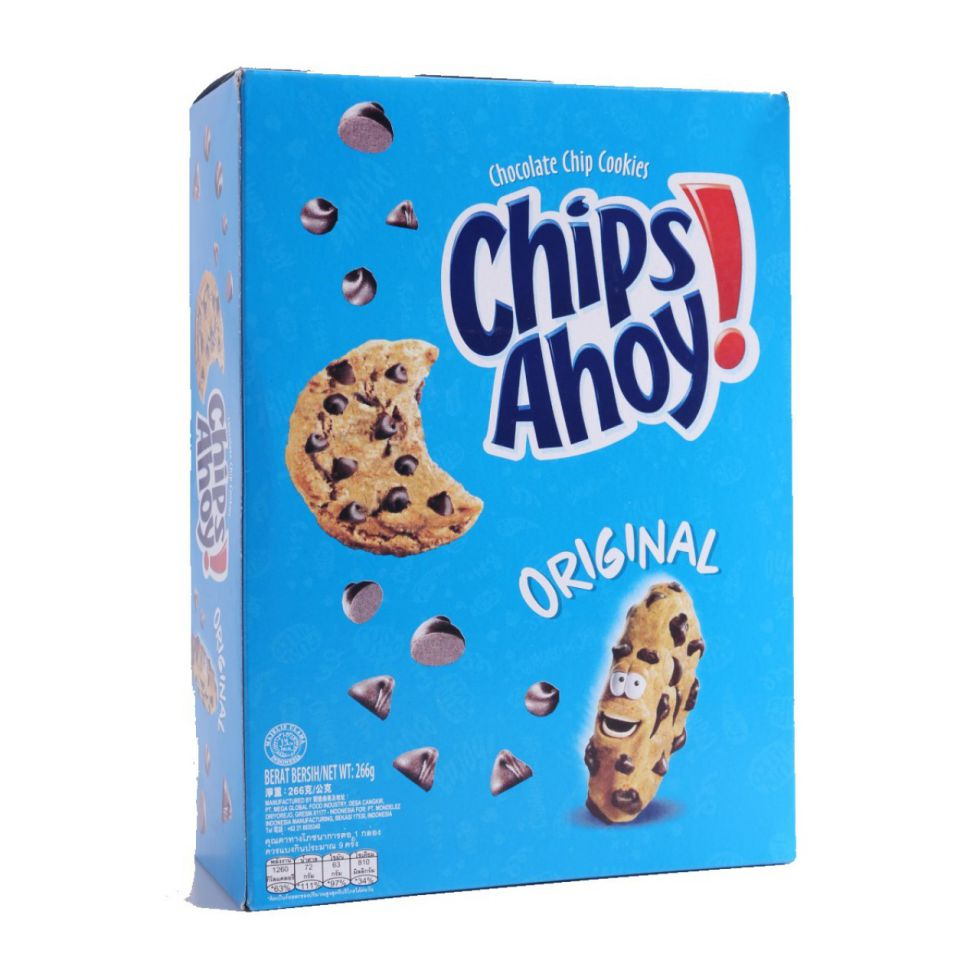 Chips Ahoy Original 266G