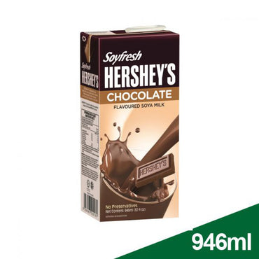 Soyfresh Hershey'S Chocolate Flavored Soya Milk 946ML