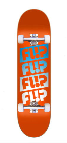Flip Skate Team Quattro Faded Orange 8.45""