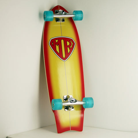 Quiksilver Surfskate MR Super
