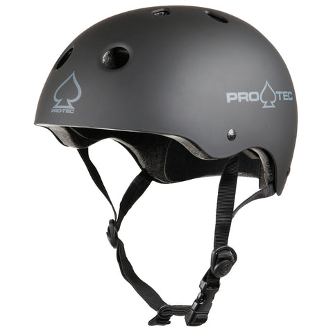 Pro-Tec Casco Classic Certified Matt Black