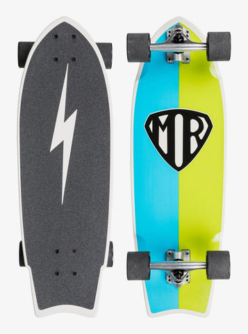 Quiksilver Skate Cruiser MR Retro