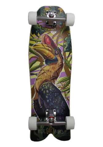 Algal Surfskate Big Fisch 13 29.9""