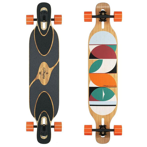 Loaded Longboard Dervish Sama