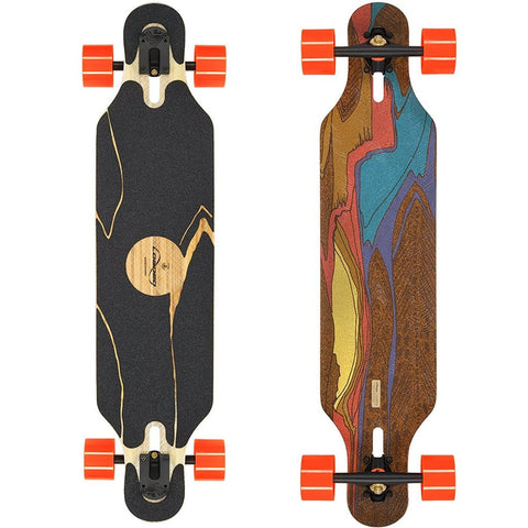 Loaded Longboard Icarus