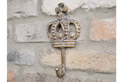 Crown Coat Hook