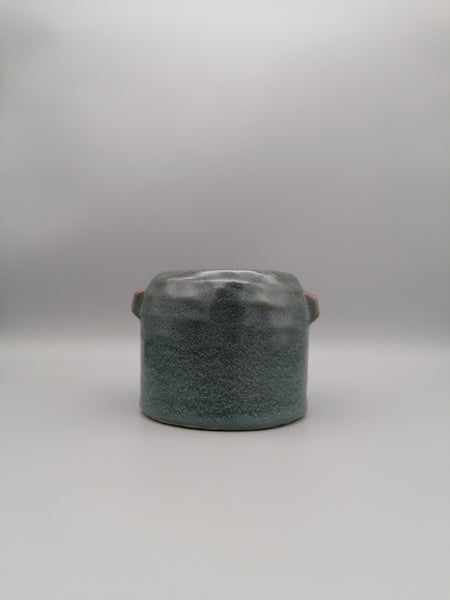 Stoneware Planter Ø6cm - Various Colours