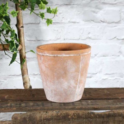 Rustic Terracotta Planter - Various Sizes