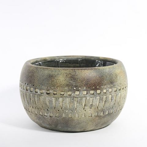 The Tribe Bowl Planter -  Various Sizes