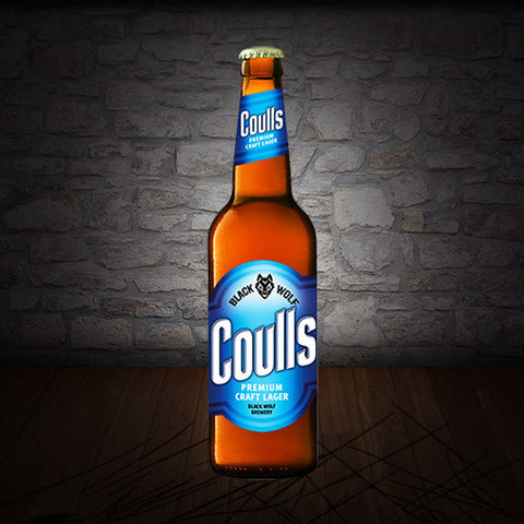 Coulls Craft Lager