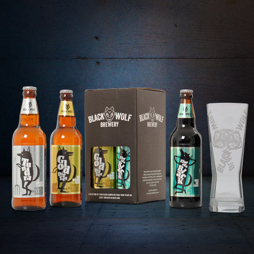 Black Wolf Gift Pack