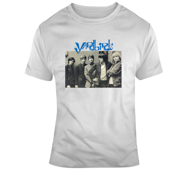 The Yardbirds T Shirt - Crossroads Tshirts