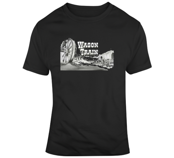 Wagon Train T Shirt