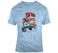 Soul Train T Shirt - Crossroads Tshirts