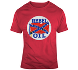 Rebel Oil T Shirt - Crossroads Tshirts