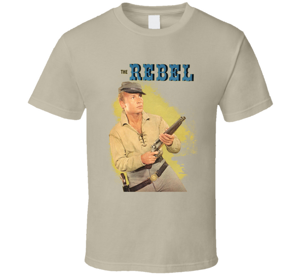 The Rebel T Shirt - Crossroads Tshirts