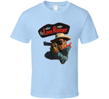 The Lone Ranger T Shirt - Crossroads Tshirts