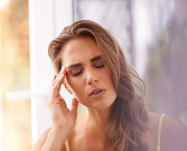 How Essential Oils could help with Migraines