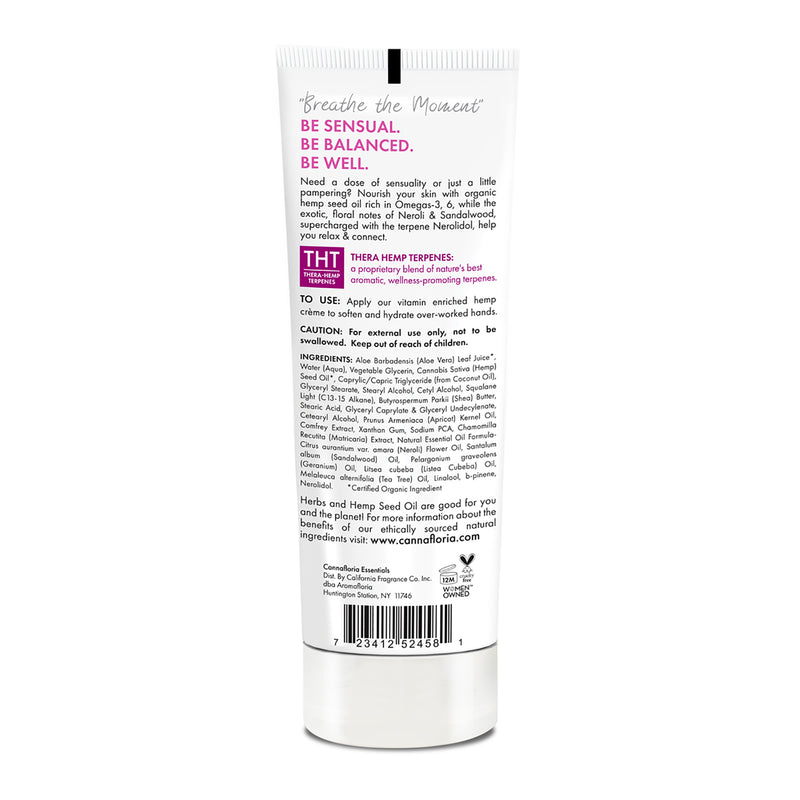 Be Sensual Hand Creme Travel Size