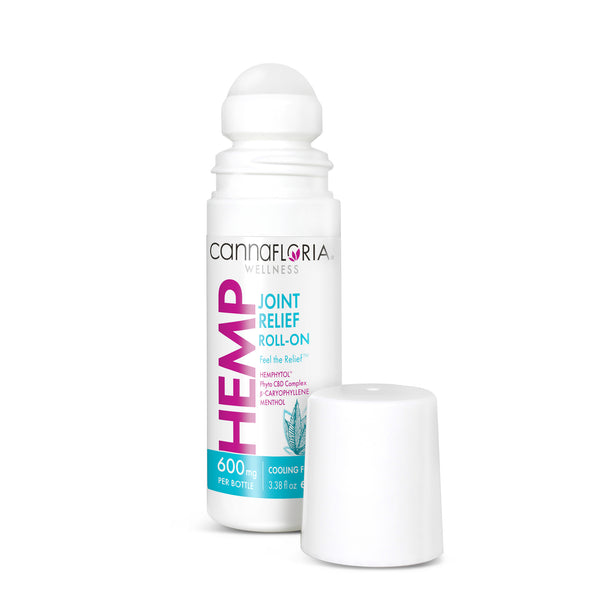 Hemp CBD 600mg Joint Relief Roll-On