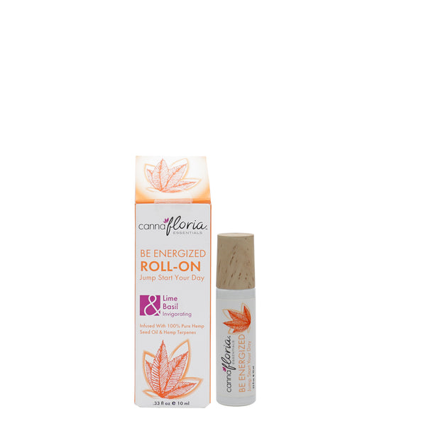 Be Energized Aromatherapy Roll-On