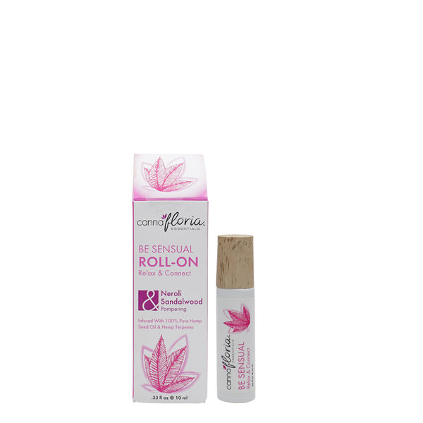 Be Sensual Aromatherapy Roll-On