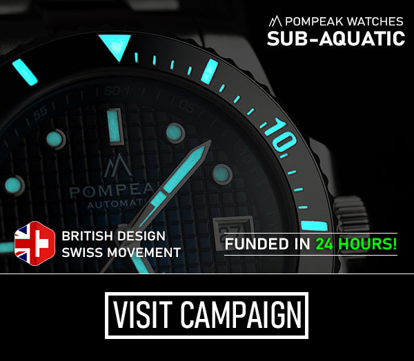 Pompeak Sub-Aquatic Kickstarter