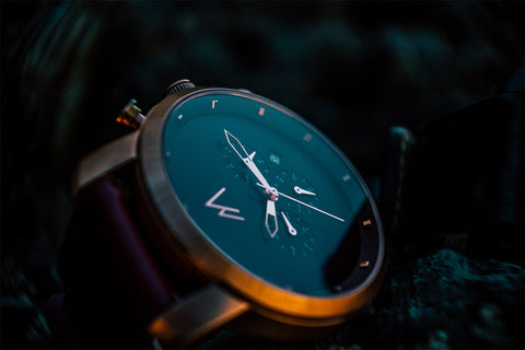 Pompeak Debut Collection Watch