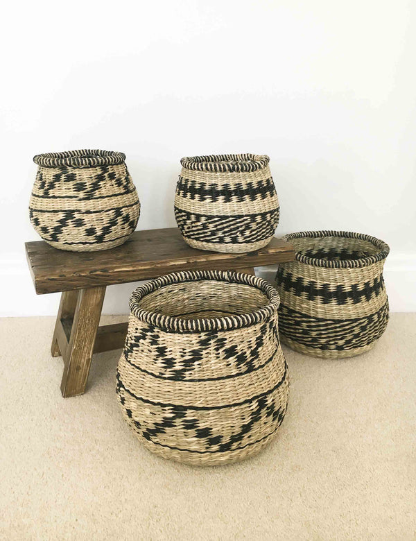 Seagrass Artisan Woven Baskets | New Arrivals