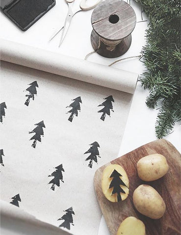 All Wrapped Up | Gift Wrap Inspiration
