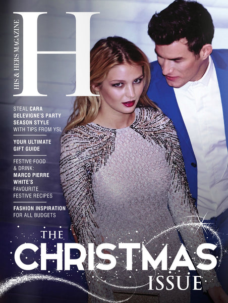 His & Hers Magazine | Christmas 2014 | Cover