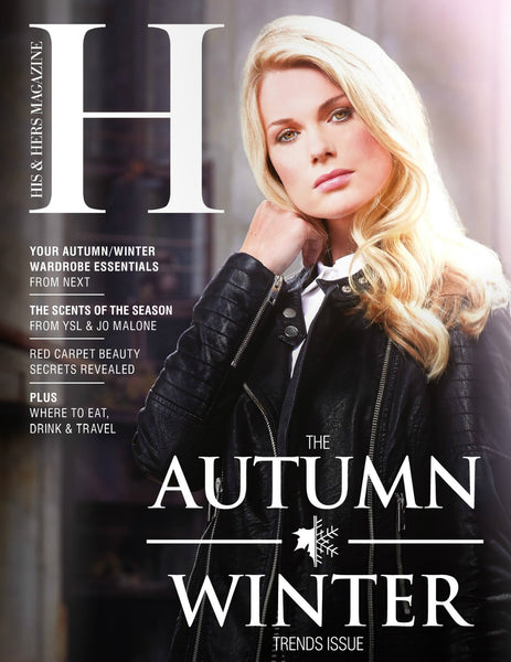 His & Hers Magazine | Autumn Winter 2014 | Cover