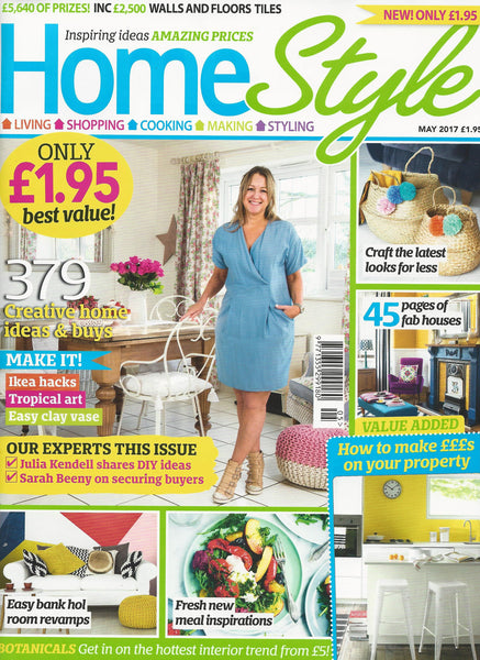 Home Style | May 2017 | Cover