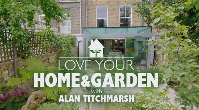 ITV Love Your Home & Garden with Alan Titchmarsh | The Den & Now