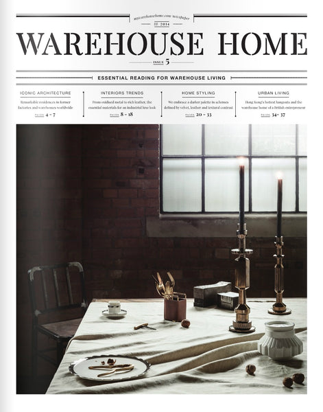 Warehouse Home | November 2016 | Issue 5