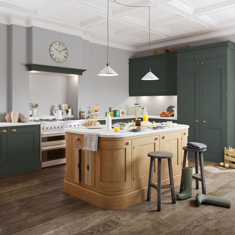 Optiplan Kitchens Dorchester Collection | Ideal Home