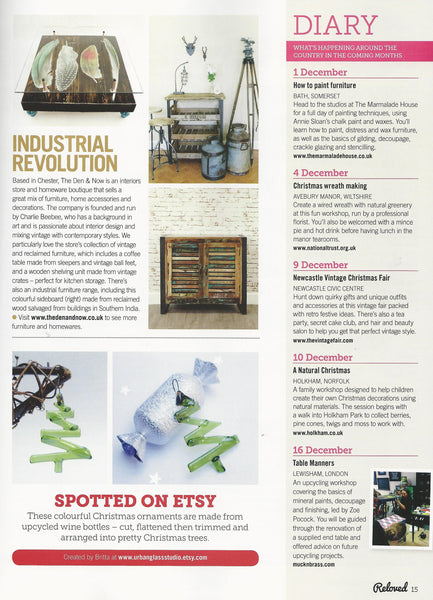 Reloved - Issue 49 - November 2017 | The Den & Now