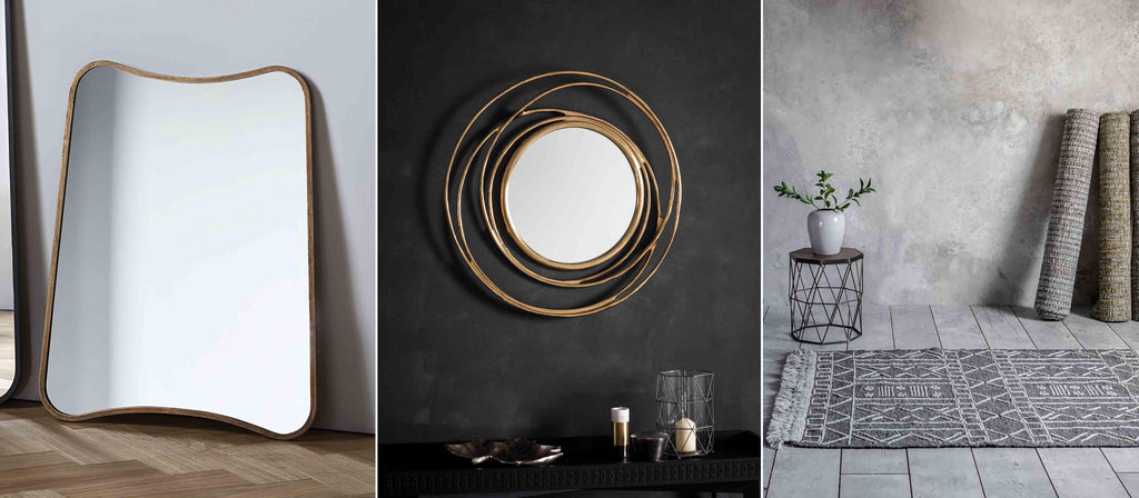 New Arrivals AW20 | Rugs & Mirrors | The Den & Now
