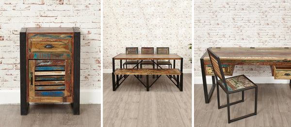 New Arrivals | Industrial Reclaimed Furniture & Homeware Collection | The Den & Now
