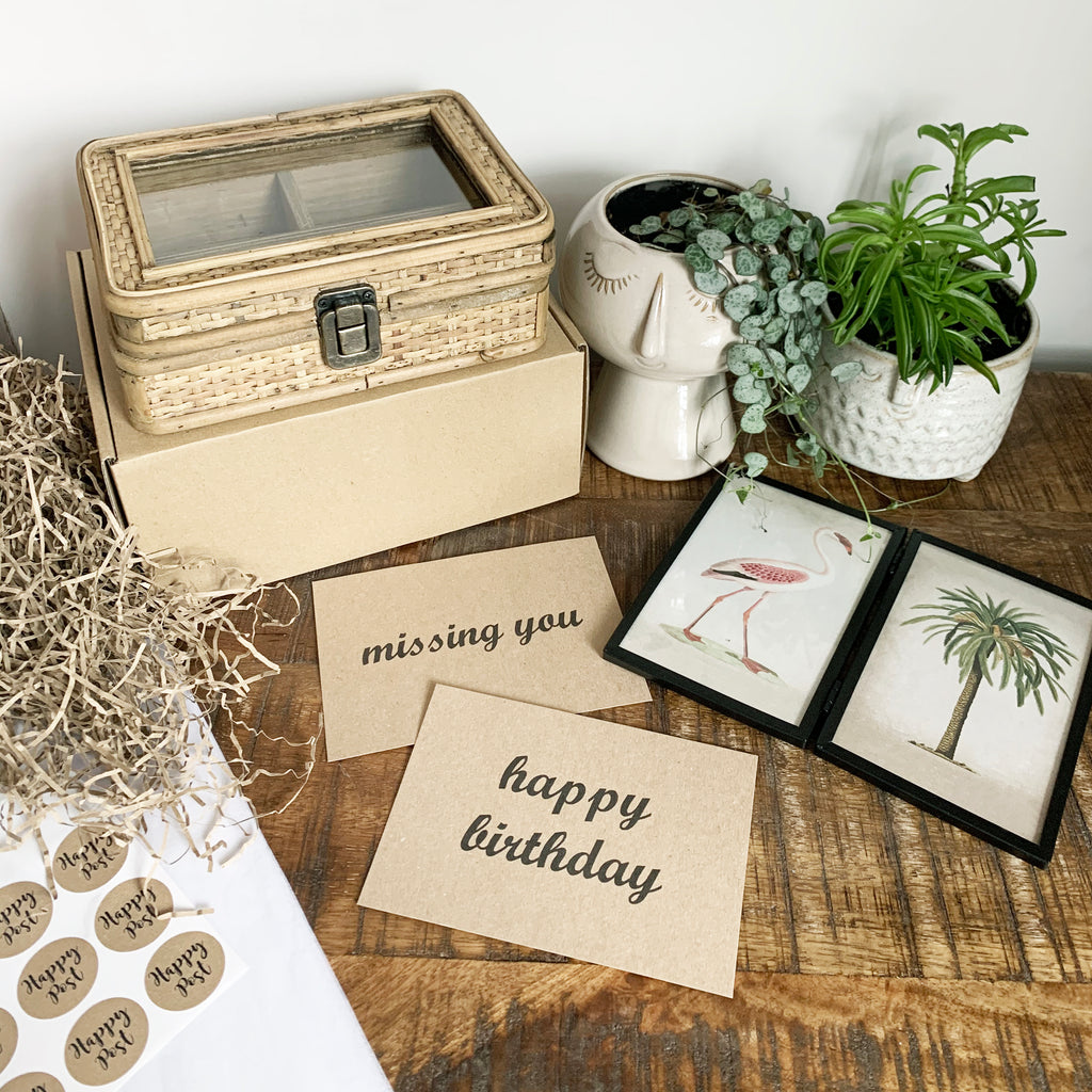 Handwritten Personalised Notes | The Den & Now