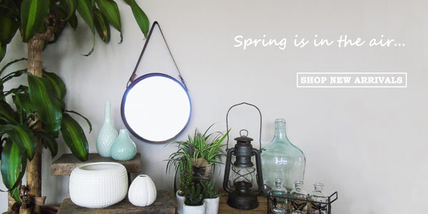 New Spring Homeware Arrivals | The Den & Now