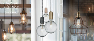 Industrial Lighting | The Den & Now