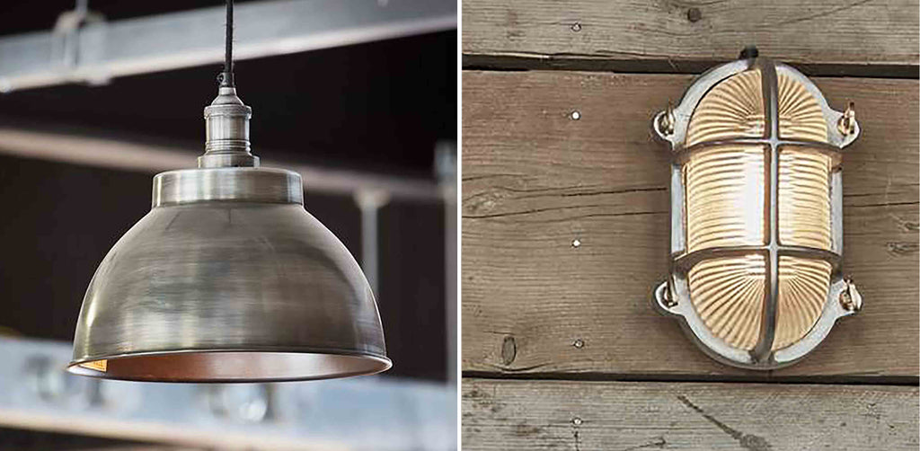 New Arrivals | Industrial Lighting | The Den & Now
